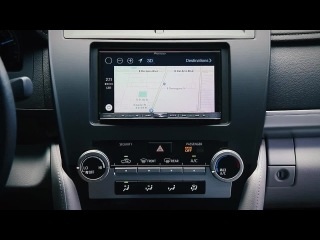 Pioneer NEX models with Apple CarPlay Tutorial